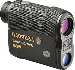 New Leupold RX-1600i TBR/W with DNA Laser Rangefinder Black/
