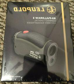 New Leupold RX-Fulldraw 3 with DNA Laser Rangefinder for Arc