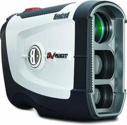 NEW Bushnell Tour V4 JOLT Golf Laser Rangefinder - Model 201