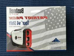 New Bushnell Tour v4 Shift Patriot Pack Laser Rangefinder 20
