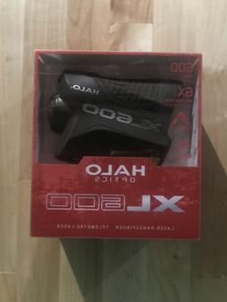 New Halo Optics XL600 Laser Rangefinder- Angle Intelligence-