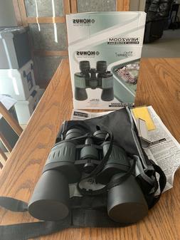 Konus NewZoom 8-24x50 Rubber Armour Zoom Binocular 2122 Blac