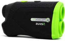 Precision Pro Nexus Black Limited Edition Golf Rangefinder