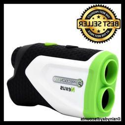 Golf Range Finder Precision Pro Golf Nexus Laser 400 Yard Ra