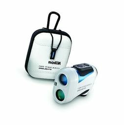 Nikon Coolshot Pro Stabilized Golf Rangefinder With Deluxe H