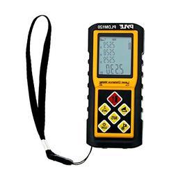Pyle Handheld Laser Distance Meter - Digital Distance Measur
