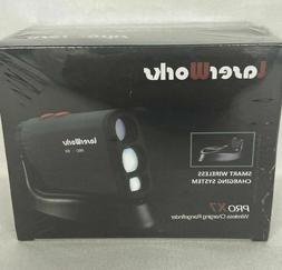 LaserWorks Pro X7 Golf Rangefinder Brand New Wireless Chargi