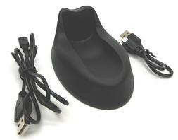 LaserWorks PRO X7 Golf Rangefinder Wireless Charger with USB