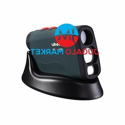 LaserWorks PRO X7 Golf Rangefinder with Flagpole Lock-Slope-