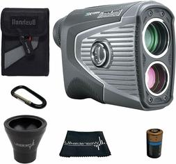 Bushnell Pro XE Advanced Laser Golf Rangefinder with include