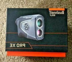 pro xe golf laser gps rangefinder