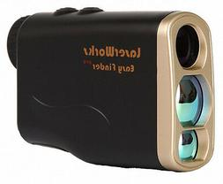 LaserWorks Professional Laser Rangefinder for Hunting and Go
