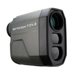 Nikon Prostaff 1000 Laser Rangefinder, 6x20mm, 6-1000 yards,