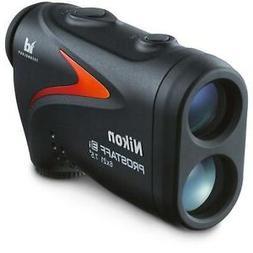 Nikon Prostaff 3i 6x21 Laser Rangefinder, Black Maximum Rang