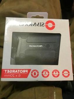 protarget handheld laser rangefinder