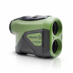 TecTecTec ProWild 2 Hunting Rangefinder High Accuracy Arch R