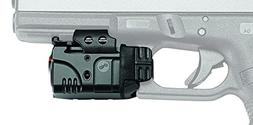 Crimson Trace Rail Master Pro Universal Red Laser Sight and