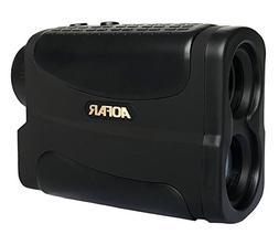 AOFAR Range Finder 1000 Yards Waterproof for Hunting Golf, 6