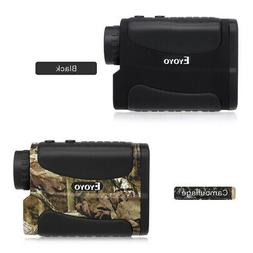 Eyoyo Range Finder with Speed Scan and Fog Measurement for H