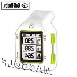 GolfBuddy CT2 GPS Entfernungsmesser Weiß/Grün Ct2GPS Ran