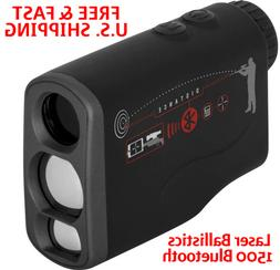 ATN RANGEFINDER Laser Ballistics 1500 Smart Laser MIL & MOA