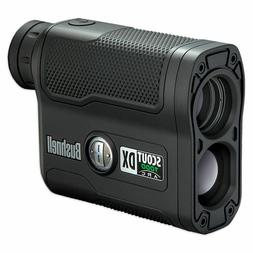 Rangefinder Laser Bushnell Scout DX 1000 Yard ARC 6x Magnifi