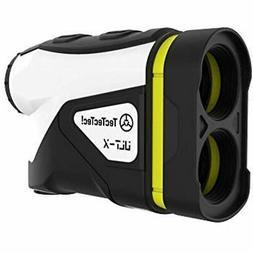 Rangefinders TecTecTec ULT-X Golf Laser Finder With 1, 000 Y