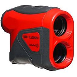 TecTecTec Rangefinders VPRO DLX1K Golf - Red Color Laser Fin