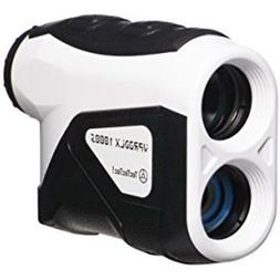 TecTecTec Rangefinders VPRO DLX1K Golf - White Color Sports