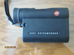 LEICA RANGEMASTER 1200 CRF Y Rangefinder Pristine condit