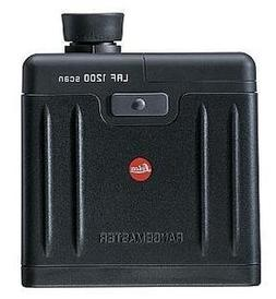 Leica Rangemaster 1200 Scan Mode/Black Rangefinder