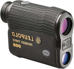 Leupold RX-1600i TBR/W Compact Digital Laser Rangefinder 6x
