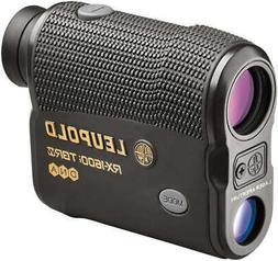 Leupold RX-1600i TBR/W OLED Black/Gray Laser Rangefinder wit