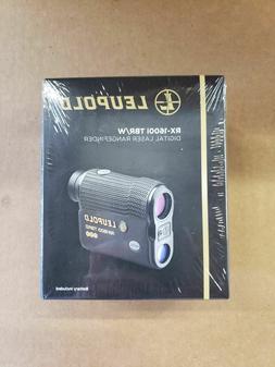 Leupold RX-1600i TBR/W with DNA Laser Rangefinder Gray/Black
