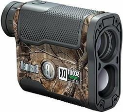 Bushnell Scout DX 1000 ARC 6x Magnification 1000 Yard Laser