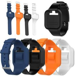 Silicone Wristband Watch Band Strap For Golf Buddy Voice/Voi