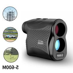 656Yard Golf / Hunting Rangefinder Digital Telescope Laser R