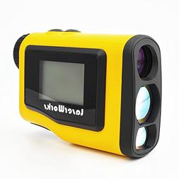 slope golf rangefinder laser