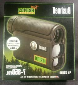 Bushnell Sport 850 Rangefinder probably designed and enginee