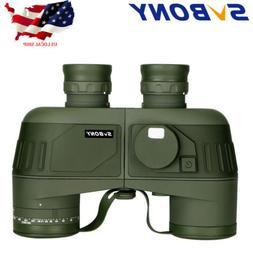 SV27 7x50 Military Waterproof Floating Marine Binoculars+Ran