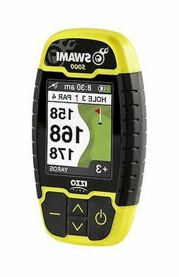 Swami 5000 Golf GPS Rangefinder Sports &amp Outdoors