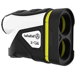 TecTecTec ULT-X Golf Rangefinder Laser Finder With 1, 000 Ya