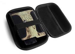 FitSand (TM Carry Travel Zipper EVA Hard Case for Laser Rang