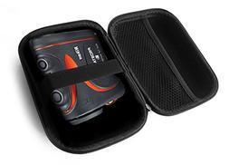 FitSand (TM Travel EVA Carry Zipper Hard Case for Nikon Pros