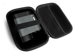 FitSand (TM Zipper Travel Carry EVA Hard Case for Suaoki PF3