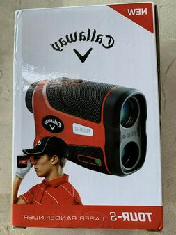 CALLAWAY TOUR-S LASER RANGEFINDER BRAND NEW IN NEVER OPENED