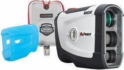 Bushnell Tour v4 Jolt Golf Laser Rangefinder Patriot Pack ve