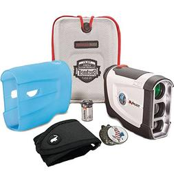 Bushnell BUNDLE Tour V4 Patriot Pack Golf Laser Rangefinder