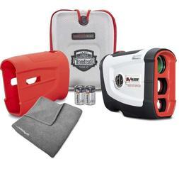 Bushnell Tour V4 Shift Golf Laser | PATRIOT PACK Rangefinder