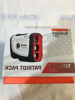 Bushnell Golf- Tour V4 Shift Patriot Pack